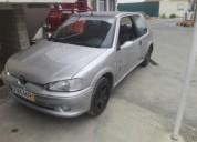 Peugeot 106 quicksilver gasolina car