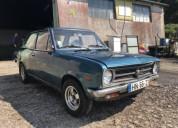 Datsun 1200 deluxe gasolina car