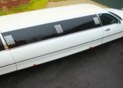 Limousine lincoln 9mt gasolina car