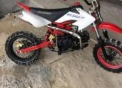 Pit bike loncin gasolina car