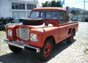 land rover serie iii 109 gasolina car
