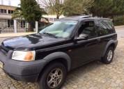 Land rover freelander hard top diesel car