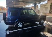 Land rover discovery td5 serie ii diesel car