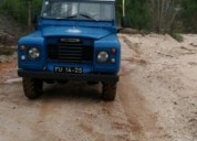 Land rover serie 3 diesel car