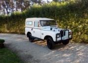 Land rover serie 2a diesel car