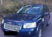 Land rover freelander 2 se td4 diesel car
