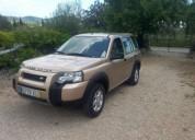 Land rover freelander facelift td4 diesel car