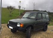 Land rover discovery 300 tdi automatico diesel car