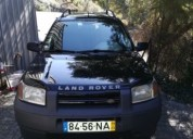 Land rover freelander diesel car