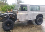 land rover defender 110 200 tdi car