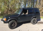 Land rover discovery td5 diesel car