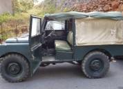 Land rover serie i 86 gasolina 1955 gasolina car