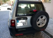 Vendo land rover freelander diesel car