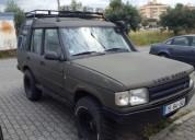 Land rover 300 tdi diesel car
