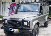 land rover defender 110 diesel car