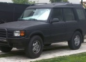 Land rover discovery 300 2 5 tdi diesel car