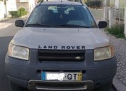 Land rover freelander diesel car