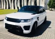 Land rover range rover sport ii 3 0 292 hse dynamic auto diesel car