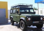 land rover defender 110 9 lugares diesel car