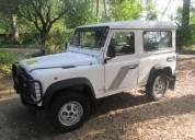 Land rover defender 90 d diesel car