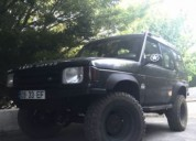 Land rover discovery 300 diesel car