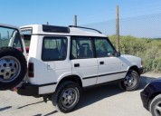 Land rover discovery 300 tdi 7 lugares 96 diesel car