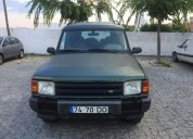 Land tiver discovery 80 diesel car