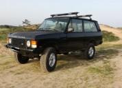 range rover 2 5 vm 91 diesel car