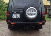 Jipe land rover discovery diesel car