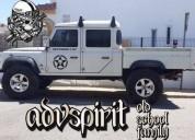 Land rover defender 130 car