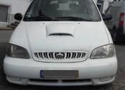 Kia carnival 00 diesel car