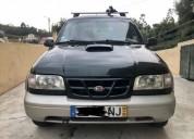 Kia sportage 2 0 tdi diesel car