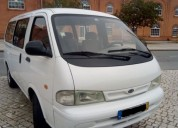 Kia pregio 2 7 ano 2000 diesel car