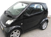 Smart fortwo gasolina car