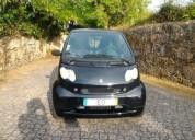 Smart fortwo brabus original troco gasolina car