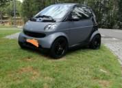 Smart fortwo gasolina car