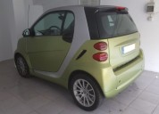 Smart fortwo coupe diesel car