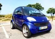 Oportunidade smart fortwo como novo gasolina car