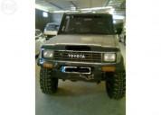 Toyota land cruiser vx diesel car