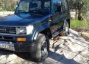 Jeep toyota land cruiser diesel car