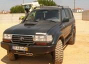 Toyota hdj 80 diesel car