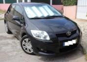 Toyota auris 1 4 gasolina car