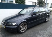 Bmw touring packm 2002 diesel car