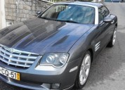 Chrysler crossfire 3 2 v6 motor mercedes gasolina car