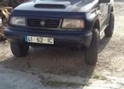 Jipe suzuki vitara 1 9 td diesel car