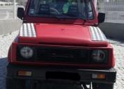Suzuki samurai gasolina car