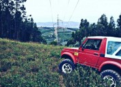 Suzuki samurai 1 6 16v gasolina car