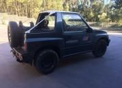 Suzuki vitara cabrio gasolina car