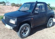 Suzuki vitara hard top 2 lugares 92 gasolina car