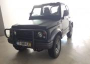 Suzuki samurai sj 1 9 td diesel car
